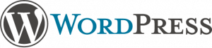 WordPress - Horizontal Logo